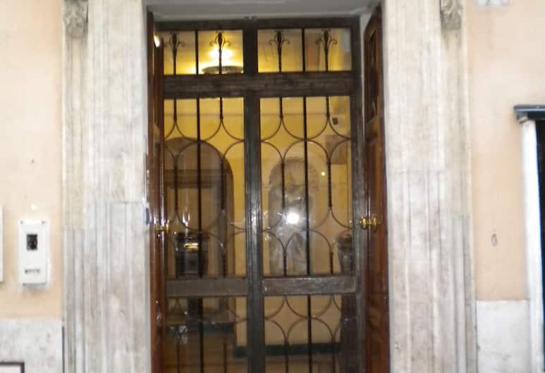 Arpinelli Relais, Rom, Hotellentré