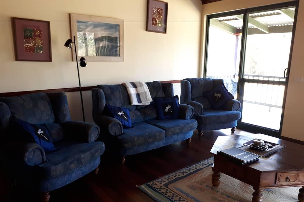 Luxury Chalet, 3 Bedrooms - Living Area