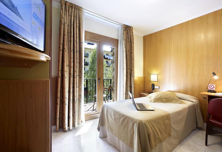 Hotel Univers, Encamp, vienvietis kambarys, Svečių kambarys