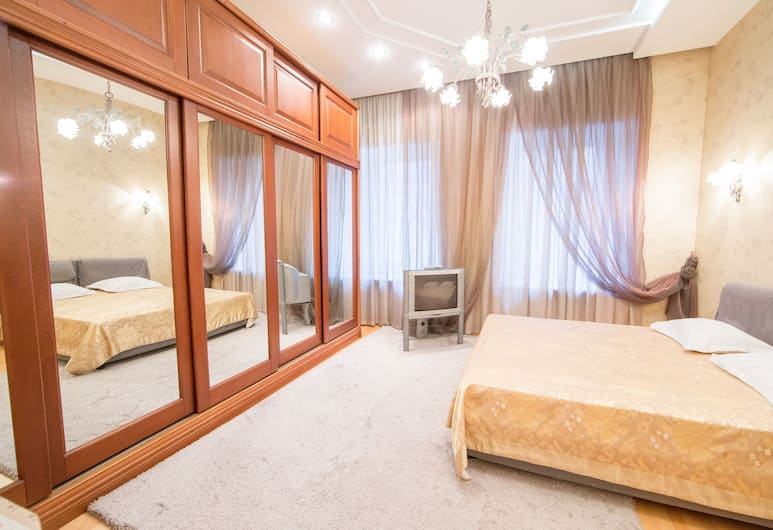 Roses Апарт, Санкт-Петербург, Апартаменты, 2 спальни, Номер