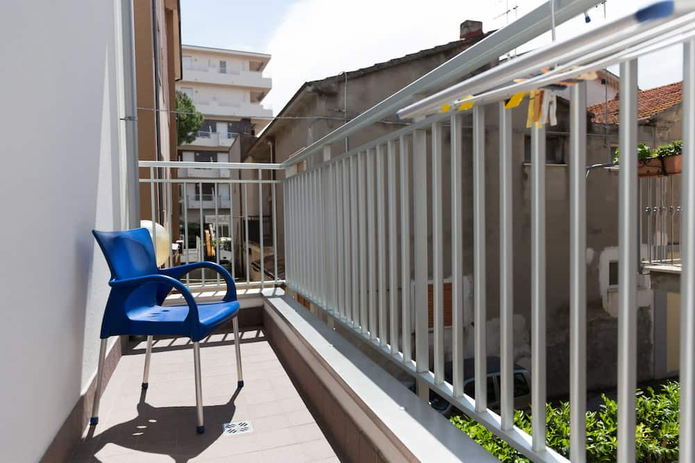 Comfort Single Room, 1 Single Bed, Accessible, Terrace - Balcony