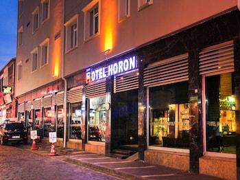 Trabzon bölgesindeki Horon Hotel resmi