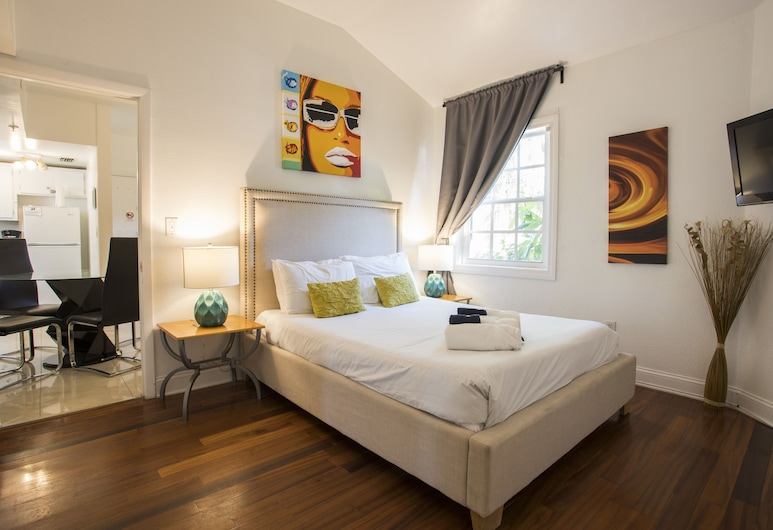 Hispaniola House by Royal Stays, Miami Beach, Apartment, 1 Bedroom, Room
