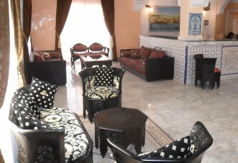 Pomaria , Tlemcen, Sala de estar en el lobby