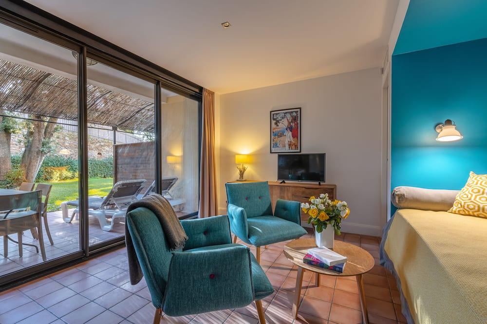 Апартаменти, з видом на сад, перший поверх (4/6 Persons) - Вид з номера