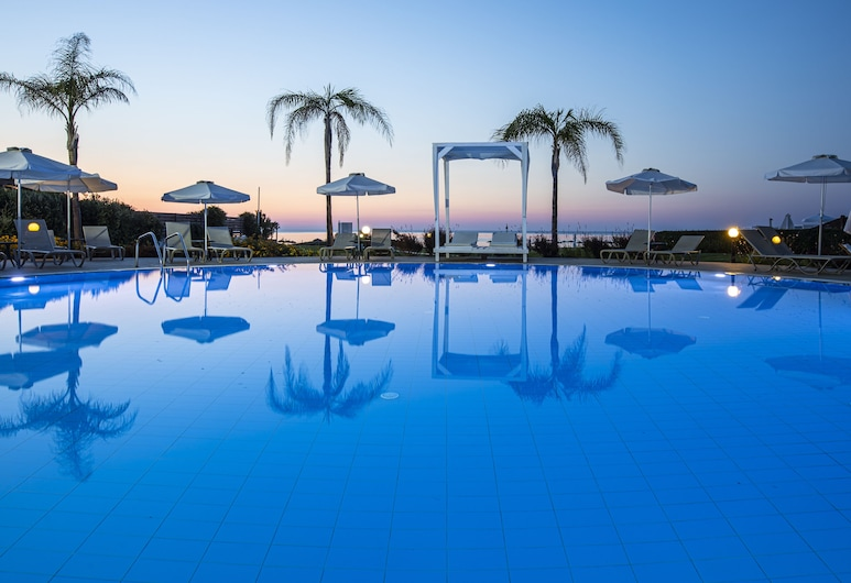 センティドス アステリア ビーチ リゾート, ロードス, プール