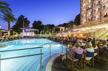 Ciutadella de Menorca bölgesindeki Hotel Cala Galdana & Apartamentos d'Aljandar resmi
