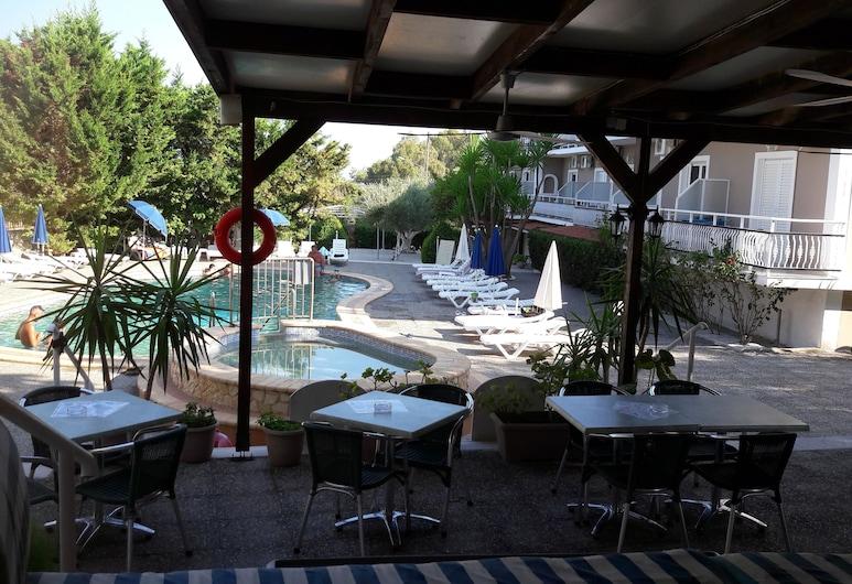 Hotel Megara, Zakynthos, Property Grounds