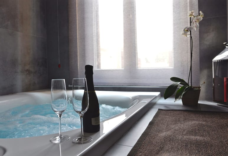 Place 24 Suites & Wellness, Roma, Spa