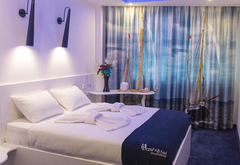 Pasha Moda Hotel, İstanbul, Deluxe Tek Büyük Yataklı Oda, Oda
