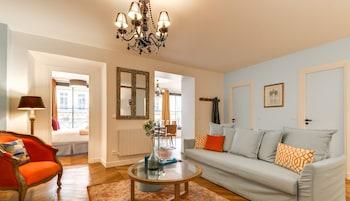 Paryż — zdjęcie hotelu Sweet inn Apartments Grands Boulevards