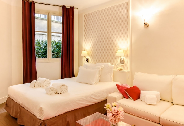 Sweet inn Apartments Trocadero, Paris, Chambre Double, Chambre
