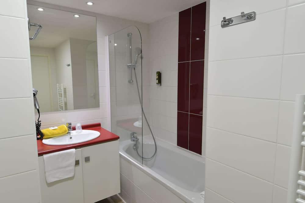 Suite, Terrace - Bathroom