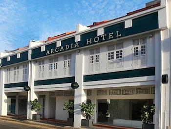 싱가포르의 아르카디아 호텔 사진