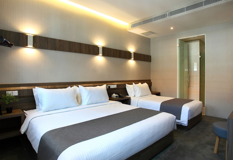 Arcadia Hotel, Singapore, Family Room, Guest Room