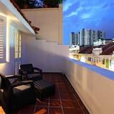 Kambarys, balkonas - Svečių kambarys