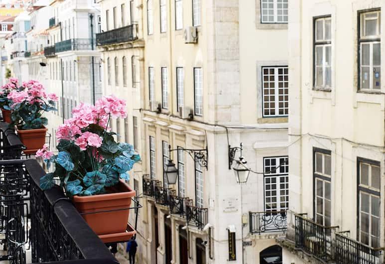 Chiado Dream Apartments, Lisboa, Terrasse/veranda