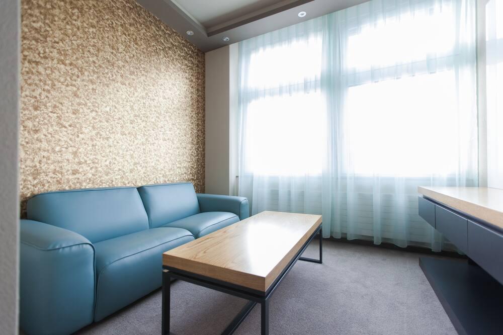 Suite Junior (Single Use) - Area soggiorno