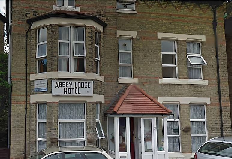 Abbey Lodge, London, Hotel Front