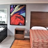 Стандартный номер, 1 двуспальная кровать «Кинг-сайз», гидромассажная ванна - Номер