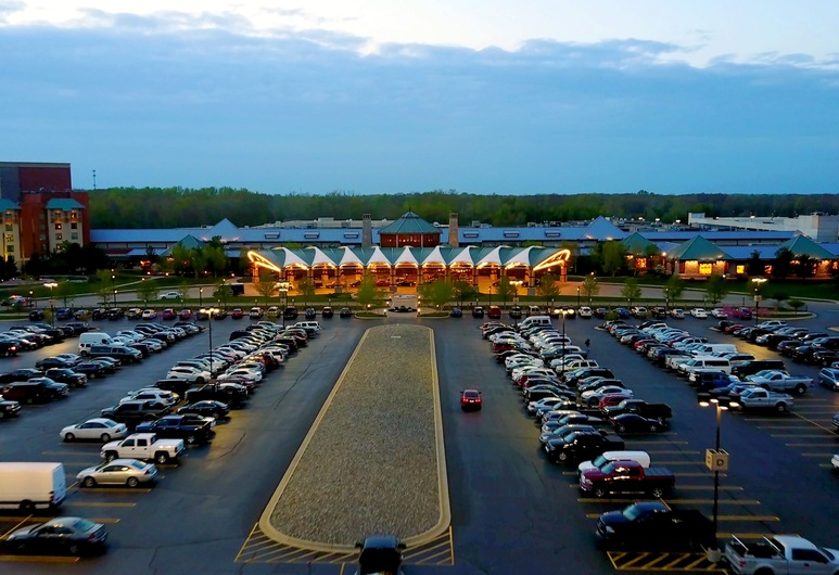Four Winds Casino Resort – New Buffalo, New Buffalo (miestas), Išorė