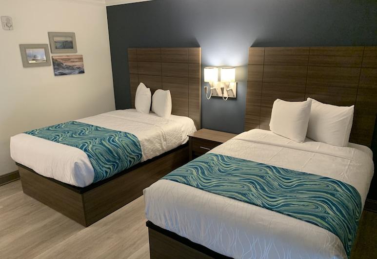 Le Voyageur - a Red Collection Hotel, Wildwood, Deluxe-værelse - 2 dobbeltsenge - ved pool (Smoke Free), Værelse