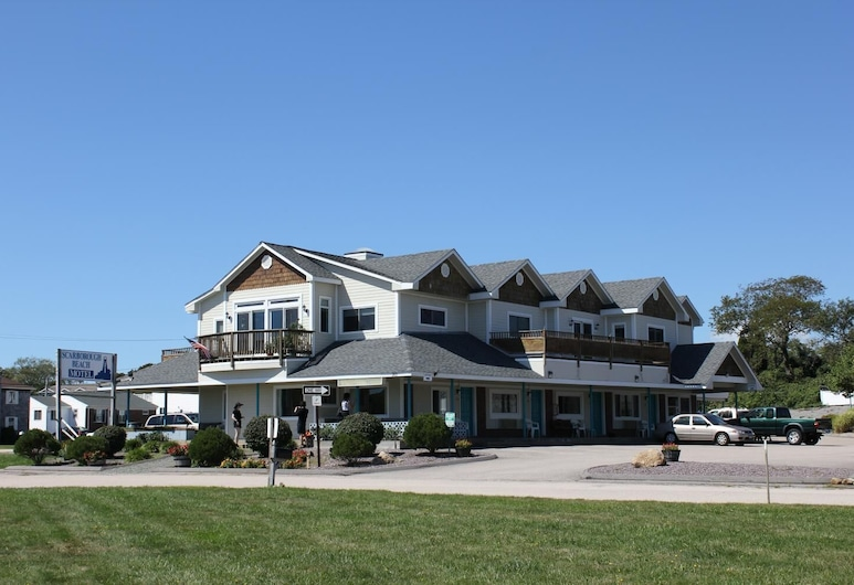 Scarborough Beach Motel, Narragansett, Išorė