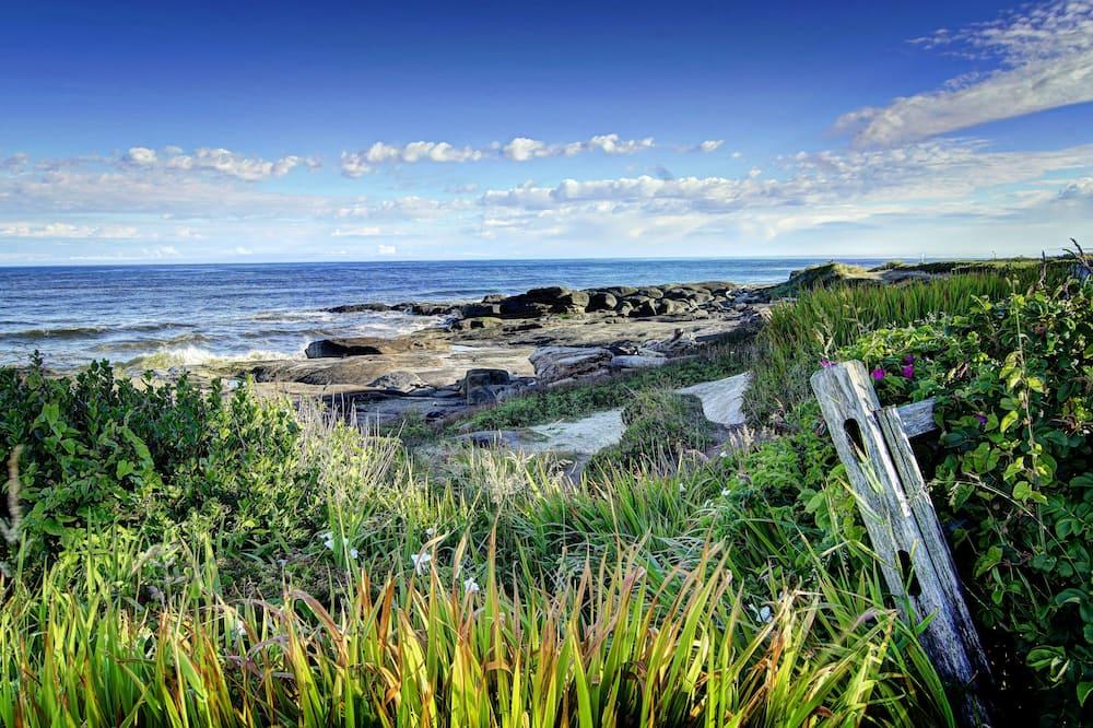 Kamar, 1 Tempat Tidur King, perapian, tepi laut - Pemandangan Pantai/Laut