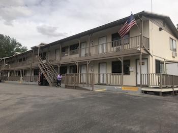 Moab — zdjęcie hotelu The Virginian Motel