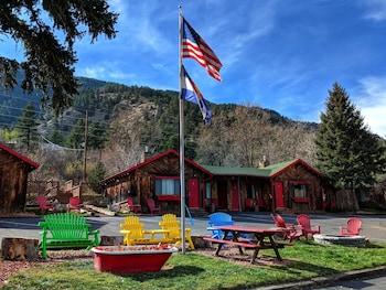Foto van Foot of the Mountain Motel in Boulder
