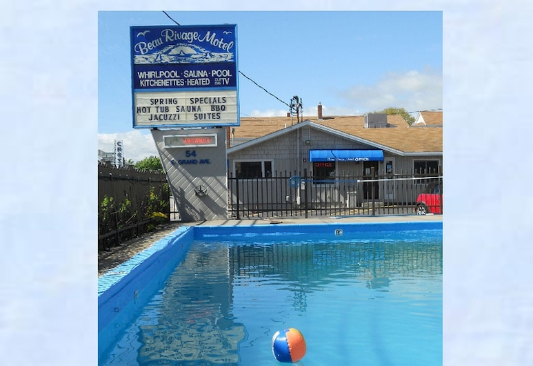 Beau Rivage Motel, Old Orchard Beach