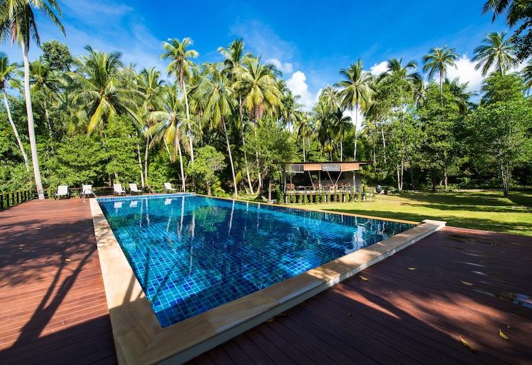 Phangan Akuna, Ko Pha-ngan, Outdoor Pool