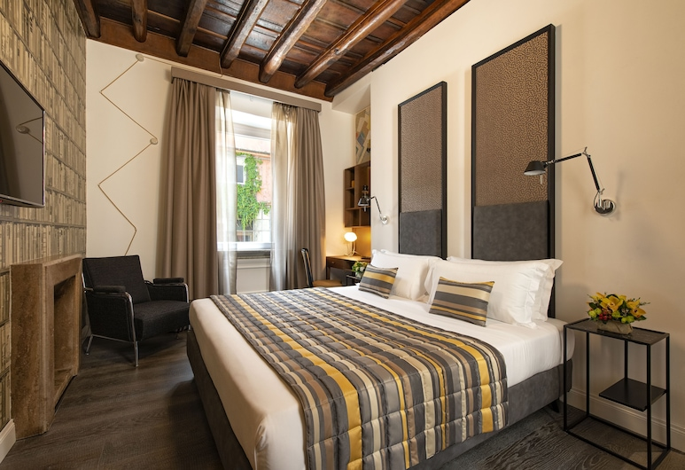 Maison Evelina, Rome, Deluxe Suite, Guest Room