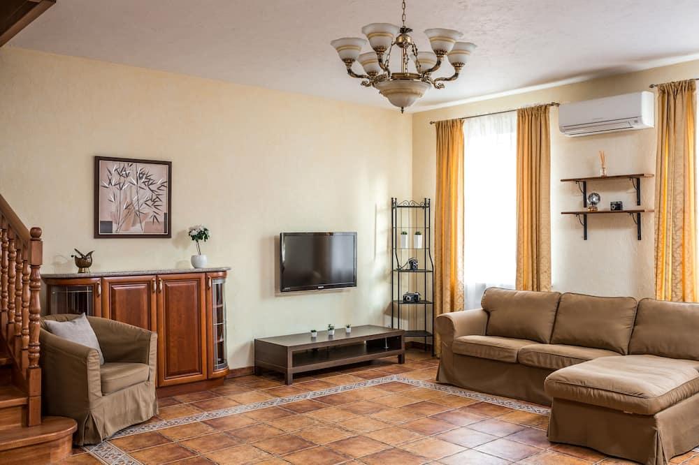 Casa de campo, 3 habitaciones - Sala de estar