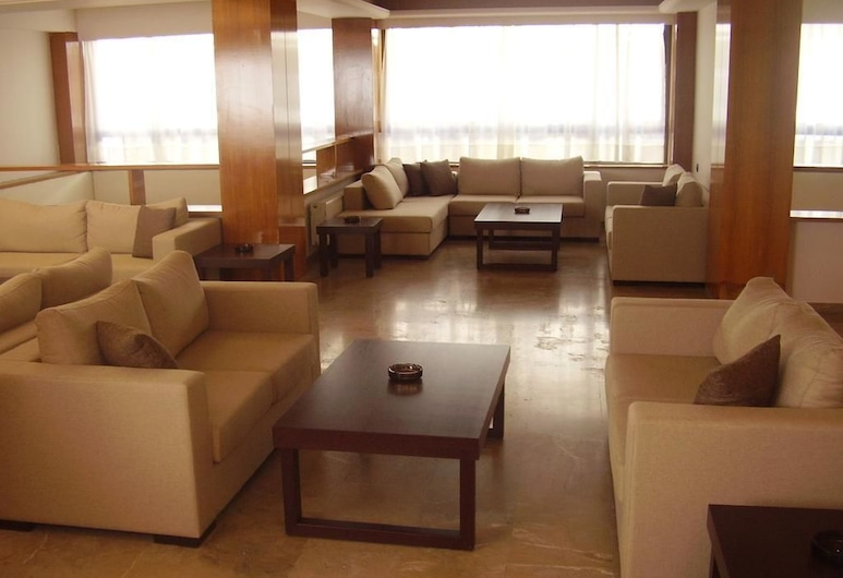 Electra Hotel, Volos, Salón lounge del hotel