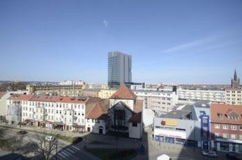 Mynd af Dom & House - Apartments Quattro Towers í Gdansk