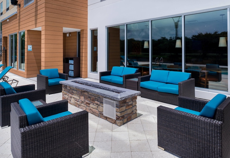Fairfield Inn & Suites by Marriott Orlando East/UCF Area, Orlando, Balkon
