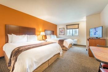 安克拉治阿拉斯加安克雷奇我家酒店的圖片