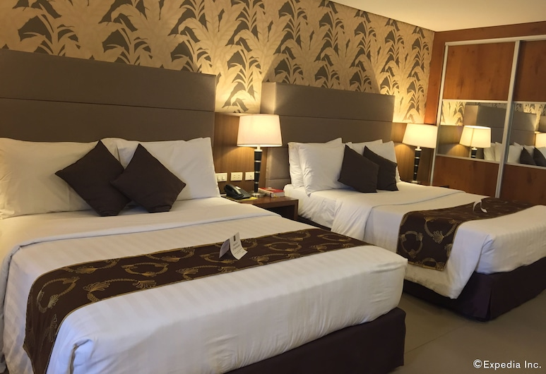 GT Hotel Bacolod, Bacolod, Guest Room