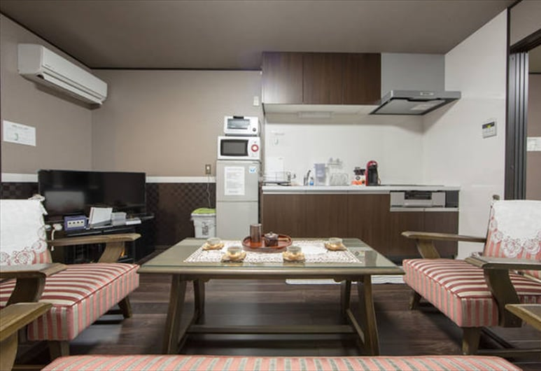 Rakuya Kyoto Station South, Kyoto, Apartment, 2 Bedrooms, For 1-6 People (Check-in Instruction will be Sent by Email), Room