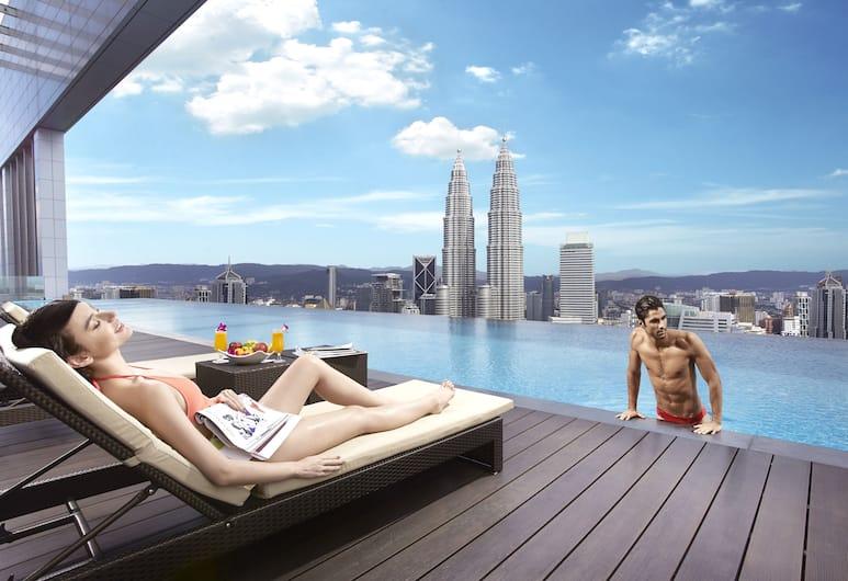 The Face Suites Kuala Lumpur, Kuala Lumpur, Infinity Pool