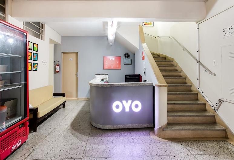 OYO Hotel Nobrega Aeroporto de Congonhas, San Paulas, Registratūra