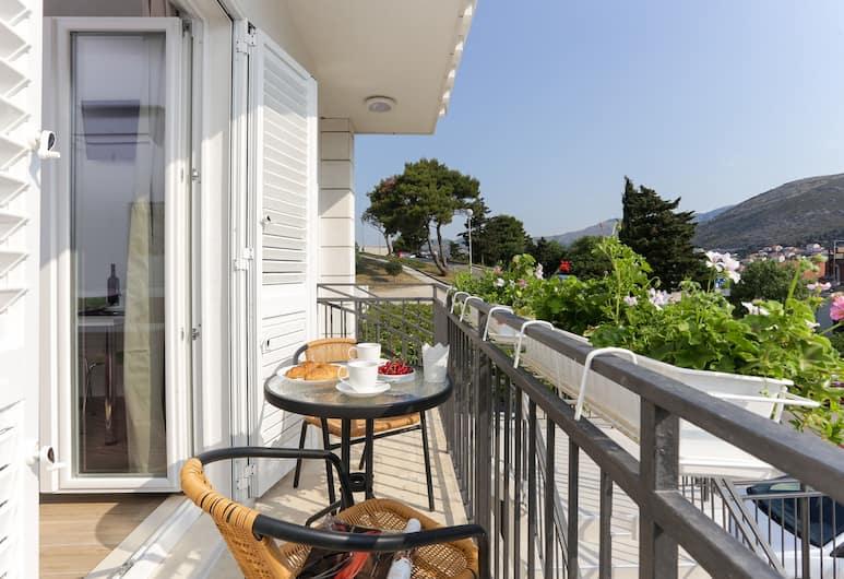 Villa Providenca, Dubrovnik, Comfort studio apartman, balkon, Balkon