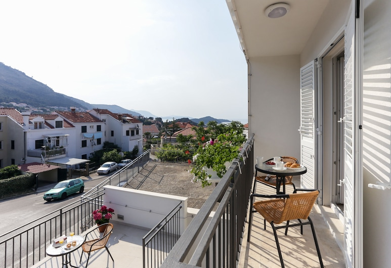 Villa Providenca, Dubrovnik, Deluxe Studio, Terrace, Balcony View