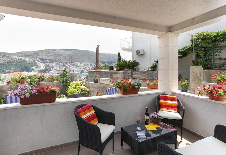 Apartments Ira, Dubrovnik, Apartamento, 1 quarto, Terraço, Terraço/pátio