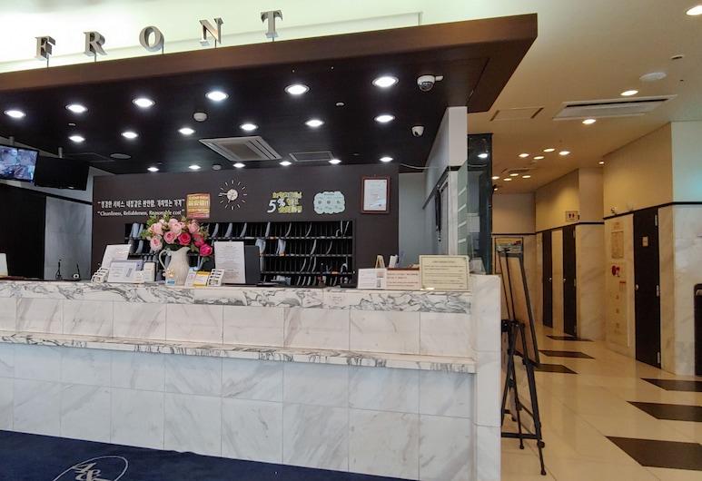 首爾東大門 1 號東橫 INN, 首爾, 櫃台