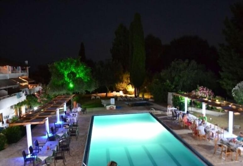 Katia Beach Hotel, Corfu, Outdoor Pool