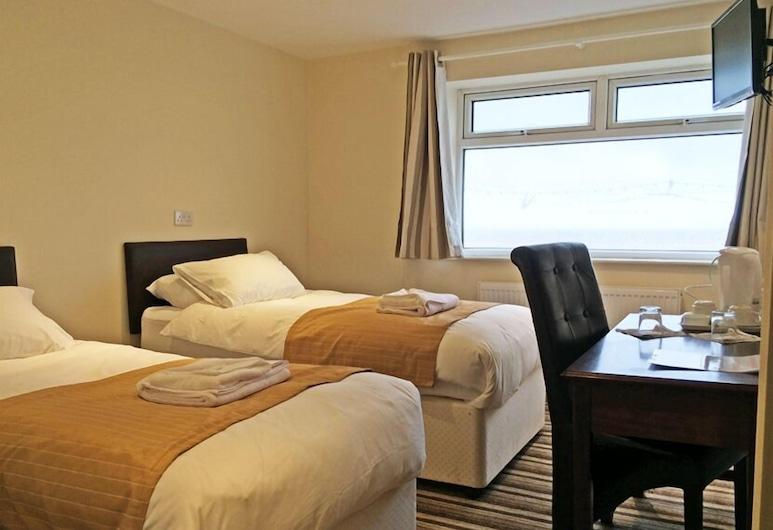 Sunny Days Hotel, Blackpool, Zweibettzimmer, mit Bad, Zimmer