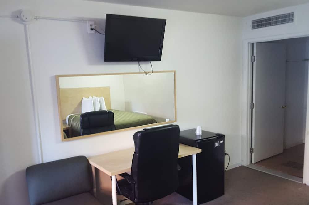غرفة عادية - سريران مزدوجان - حمّام