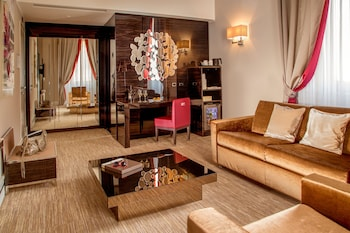 Fotografia do Gioberti Art Hotel em Roma